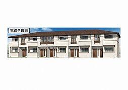 山口県下関市大字小月町の賃貸アパートの外観