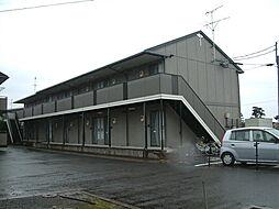 グレープハウスII[1階]の外観