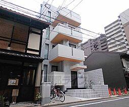 京都府京都市下京区天使突抜3丁目の賃貸マンションの外観