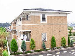 JR横浜線 町田駅 バス16分 上山崎下車 徒歩3分の賃貸アパート