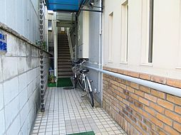 兵庫県西宮市甲子園二番町の賃貸マンションの外観