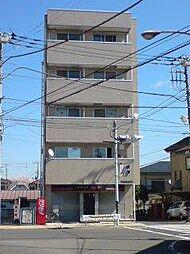 柳田ビル[4階]の外観