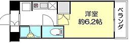 オガワ第3ビル[7階]の間取り