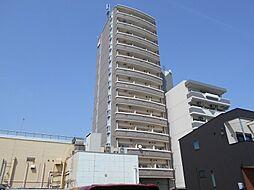 愛知県名古屋市中村区畑江通9丁目の賃貸マンションの外観