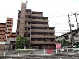 大阪府豊中市稲津町1丁目の賃貸マンションの外観