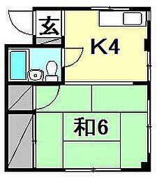清水町駅 1.6万円