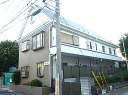 埼玉県川口市元郷3丁目の賃貸アパートの外観