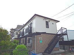 埼玉県さいたま市南区鹿手袋5丁目の賃貸アパートの外観