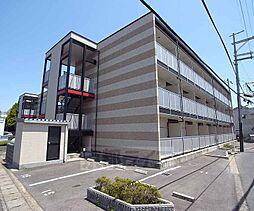 京都府京都市右京区梅津罧原町の賃貸マンションの外観