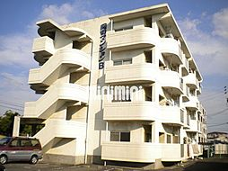 岡田マンションB[3階]の外観