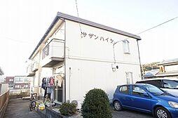 岡山県岡山市北区大安寺東町の賃貸アパートの外観