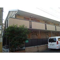 大阪府東大阪市長堂1丁目の賃貸アパートの外観