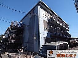 千葉県習志野市袖ケ浦1丁目の賃貸マンションの外観