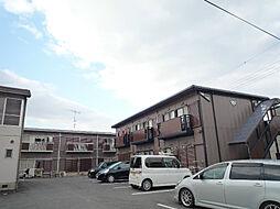 横山ハイツB棟[1階]の外観