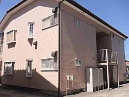 千葉県君津市北子安5丁目の賃貸アパートの外観