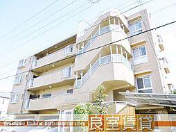 愛知県名古屋市瑞穂区船原町3丁目の賃貸マンションの外観