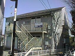 緒明山ハイツ[102号室]の外観
