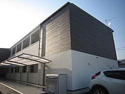 広島電鉄宮島線 地御前駅 徒歩6分の賃貸アパート