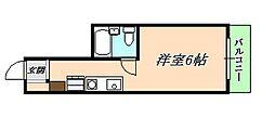 メゾン垂水[2階]の間取り