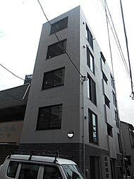 ルシオ北千住[5階]の外観