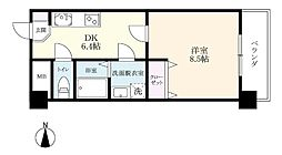 タケダビル2[3階]の間取り