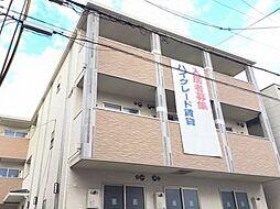 セゾンクレアスタイル新今里[1階]の外観