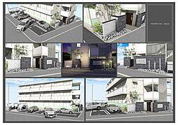 広島電鉄宮島線 草津南駅 徒歩9分の賃貸アパート