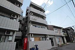 広島県広島市西区草津東2丁目の賃貸マンションの外観