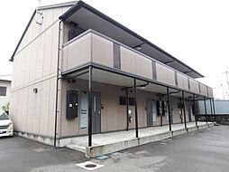 セジュール藤井 A棟[101号室]の外観