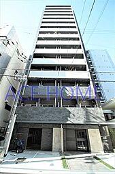 ファーストステージ江戸堀パークサイド[101号室号室]の外観