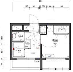 上板橋ダイカンプラザシティ 4階[4階]の間取り