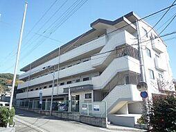大産空港南ビル[4階]の外観