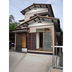 [一戸建] 茨城県土浦市真鍋5丁目 の賃貸【/】の外観