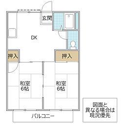 友部駅 3.3万円