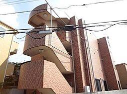 神奈川県海老名市東柏ケ谷4丁目の賃貸マンションの外観