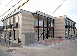 香川県丸亀市土器町東4の賃貸アパートの外観