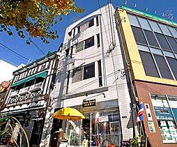 京都府京都市上京区桝屋町の賃貸マンションの外観