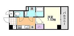 (仮)D-Room東高砂[204号室]の間取り