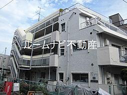 ビッグ武蔵野池袋[3階]の外観
