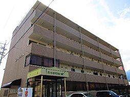 サンヒーローマンション亀川1[1階]の外観