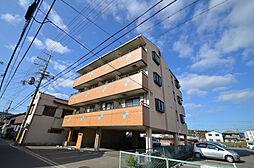 兵庫県たつの市揖保川町黍田の賃貸マンションの外観