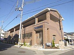 京都地下鉄東西線 石田駅 徒歩4分の賃貸アパート