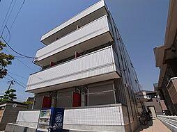 Cityhill Court(シティヒル・コート)[3階]の外観