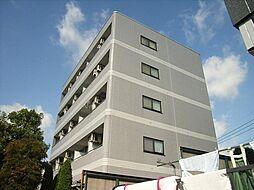 東京都府中市住吉町3丁目の賃貸マンションの外観