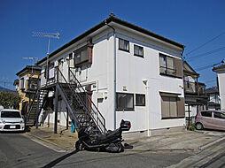 岩崎アパート[201号室]の外観