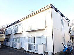 神奈川県横浜市泉区中田南1の賃貸アパートの外観