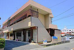 アパートメント12[2階]の外観