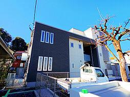 埼玉県朝霞市根岸台2丁目の賃貸マンションの外観