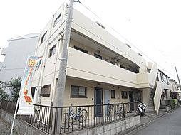 神奈川県相模原市南区南台4丁目の賃貸マンションの外観