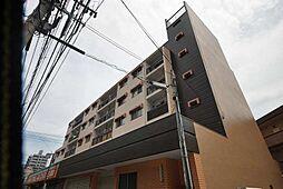 丸万ビル[4階]の外観